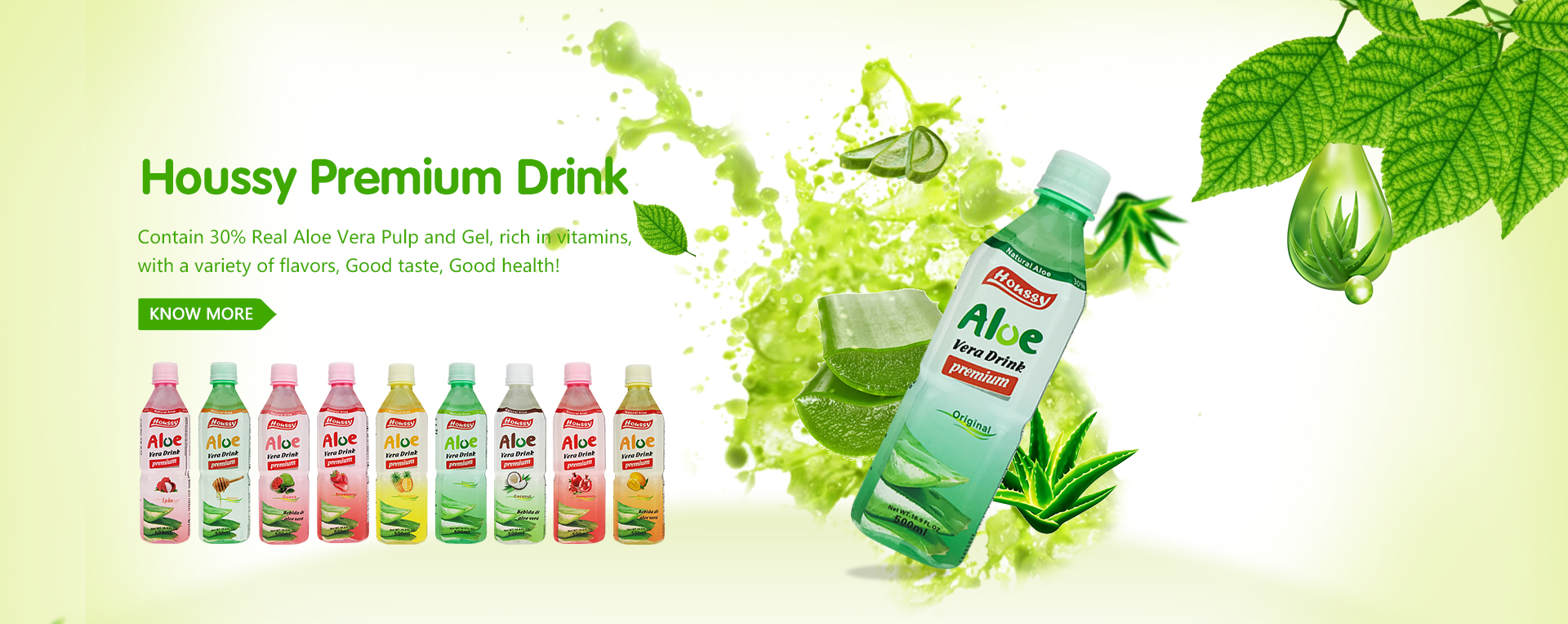 Aloe Vera Juice Drink Supplier